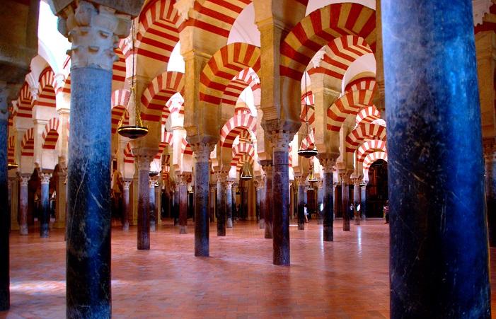 Mezquita – mistyczny dotyk