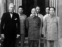 Mao i Chang Kaj-szek – dwie głowy jednego Smoka